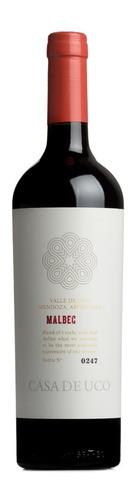 2016 Vineyard Selection Malbec, Casa de Uco, Uco Valley