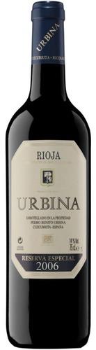 2006 Rioja Reserva Especial, Bodegas Urbina
