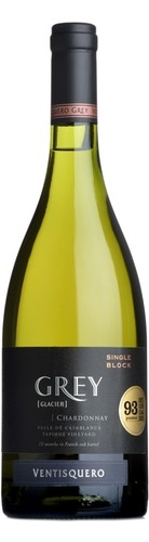 2016 Chardonnay 'Grey' Single Block, Viña Ventisquero, Rapel Valley