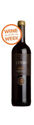 2015 Zinio Crianza Rioja, Bodegas Patrocinio
