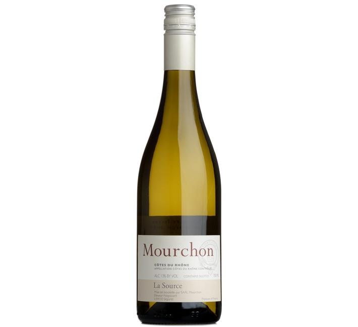 BASC | 2018 Côtes du Rhône Blanc 'La Source', Domaine de Mourchon, Rhône