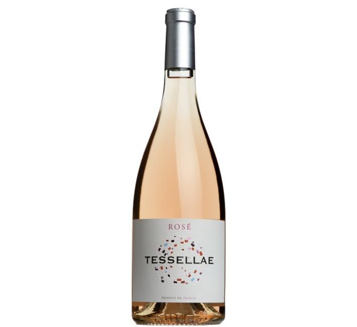 2018 Rosé, Tessellae, Côtes Catalanes