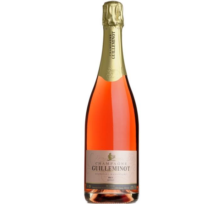Brut Rosé 'Blanc de Noirs', Michel Guilleminot, Champagne