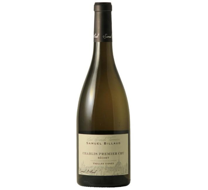 2017 Chablis 1er Cru Séchet Vieilles Vignes, Domaine Samuel Billaud