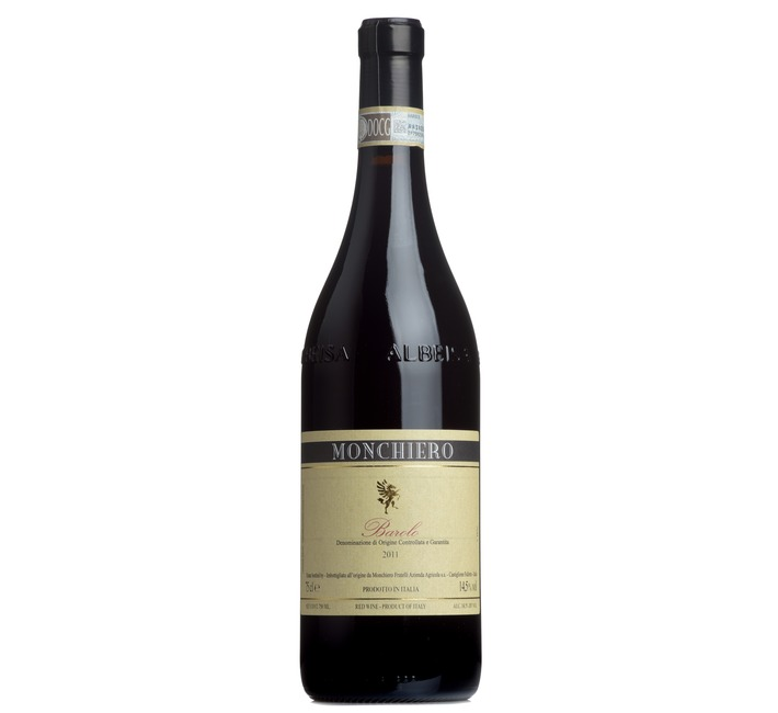 2011 Barolo, Monchiero