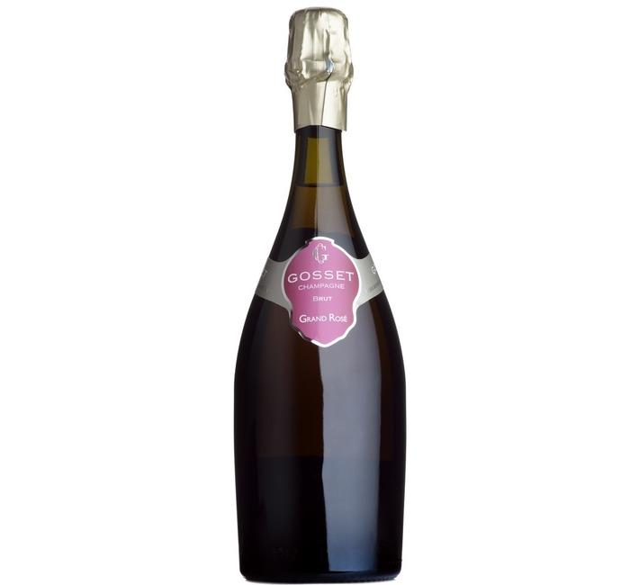 Spectator | Gosset Grand Rosé Brut, Champagne, France