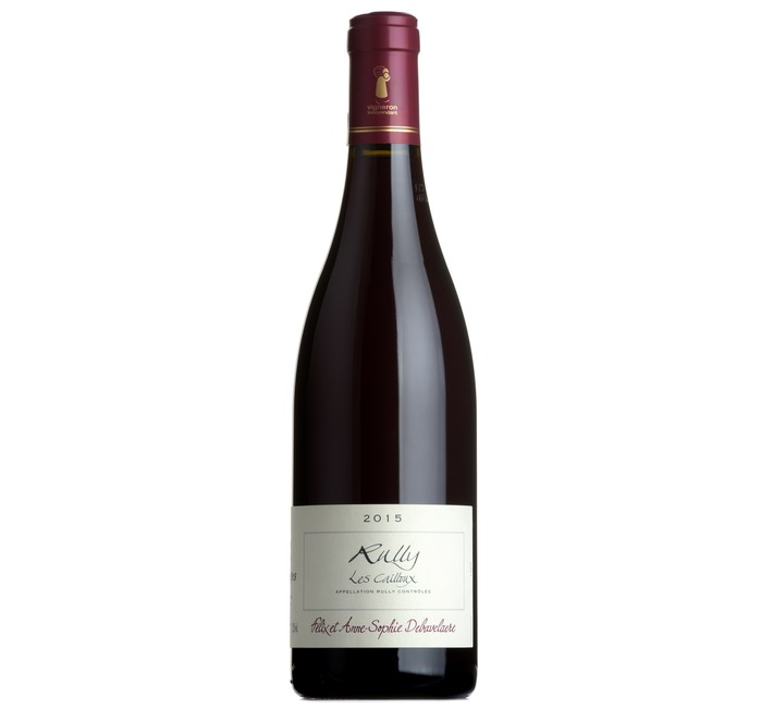 2015 Rully 1er Cru Les Cailloux Rouge, Domaine Rois Mages, Burgundy
