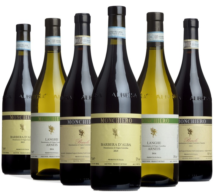 Producer Focus: Monchiero Italian Mixed Case