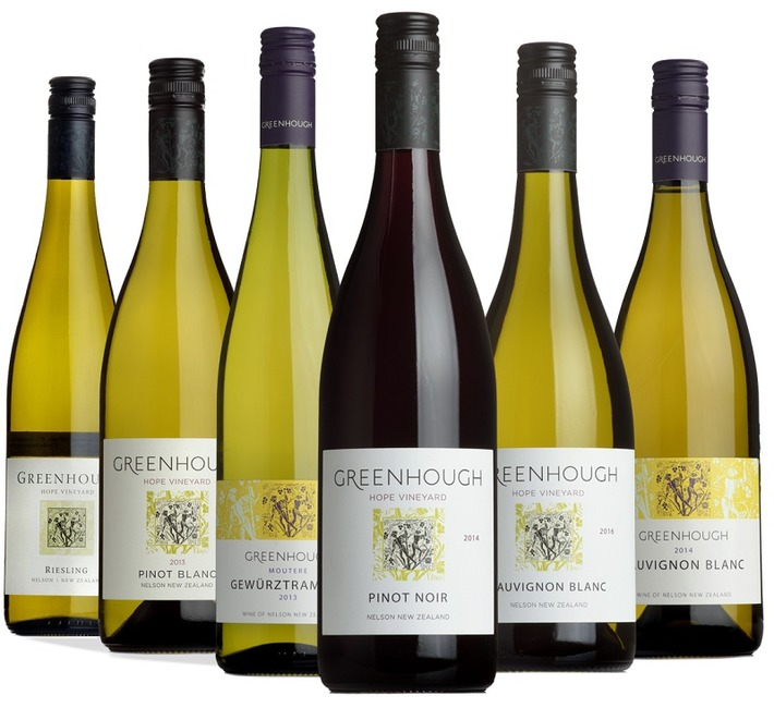 Producer Focus: Greenhough Mixed Wine Case