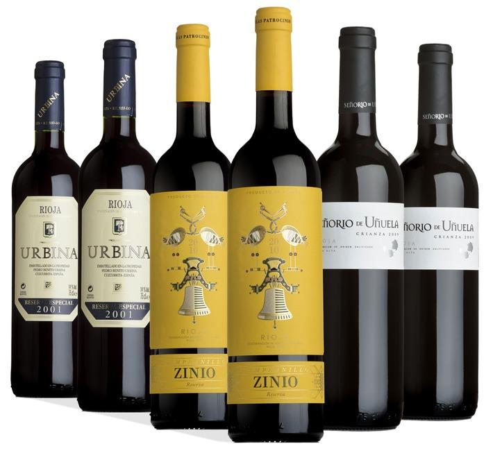 Rioja Reserva Trio
