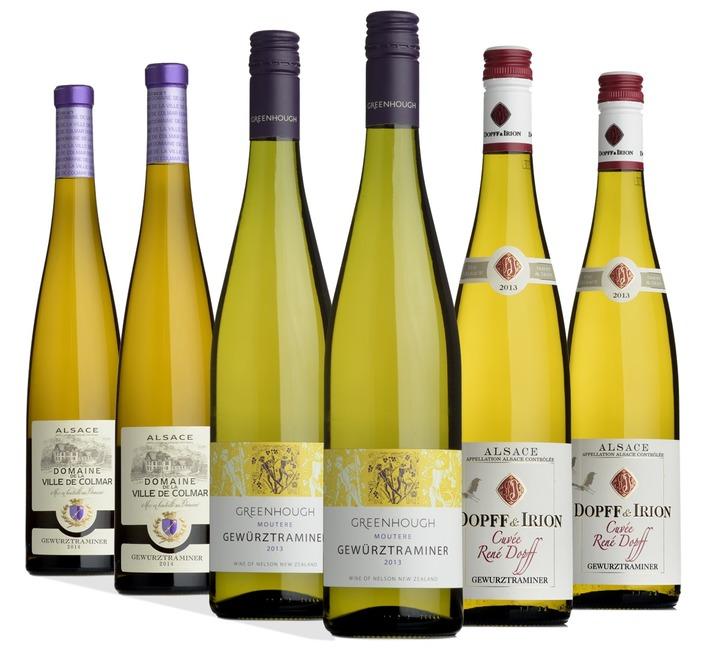 Great Grapes: Gewurztraminer