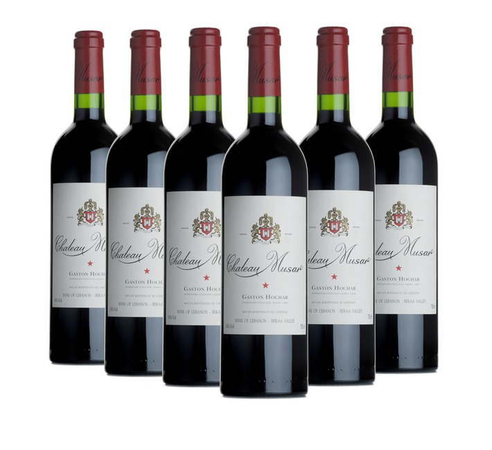 The Musar Vintage Experience