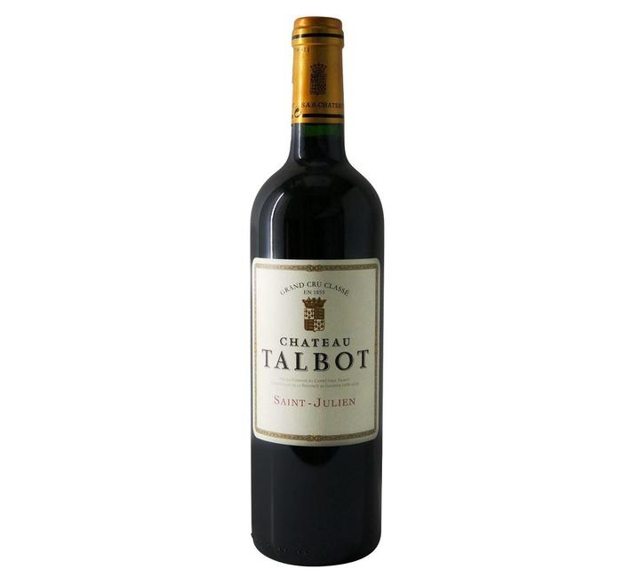 2017 Château Talbot, 4éme Cru St-Julien
