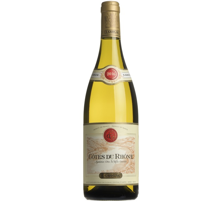 2017 Côtes du Rhône Blanc, E.Guigal