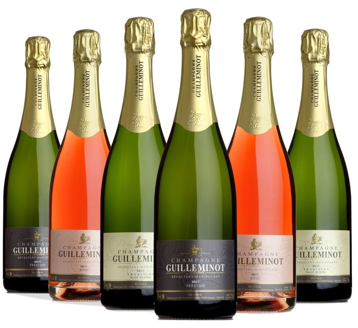 Case Deal | Guilleminot Champagne