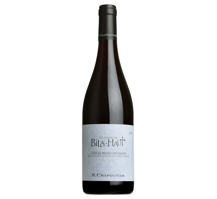 2017 Vignes de Bila-Haut Rouge, Roussillon