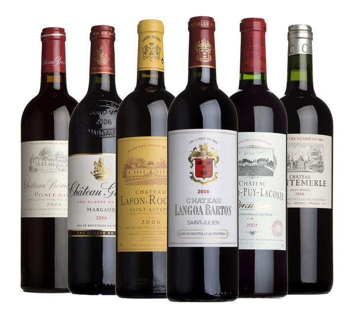 2006 Bordeaux Fine Wine Mixed Case