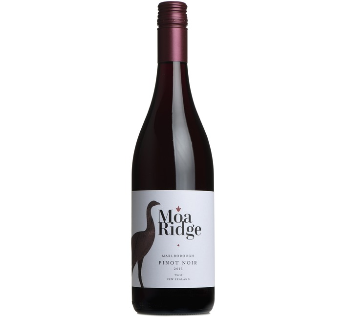 BASC | 2013 Pinot Noir, Moa Ridge, Marlborough