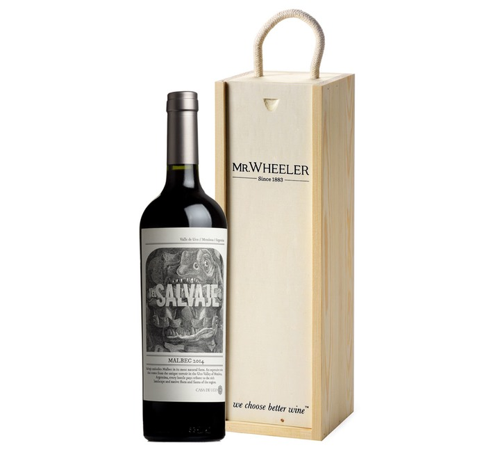 Magnificent Malbec Wine Gift Box
