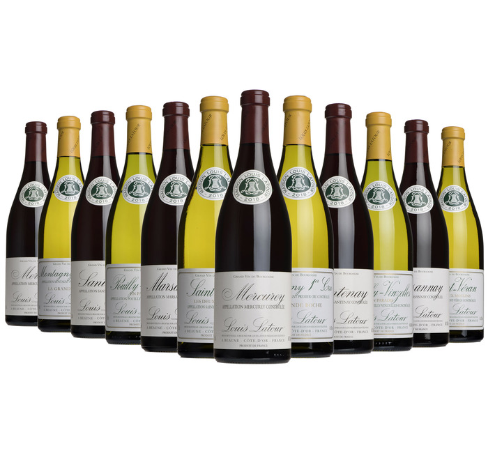 Village Burgundy Selection