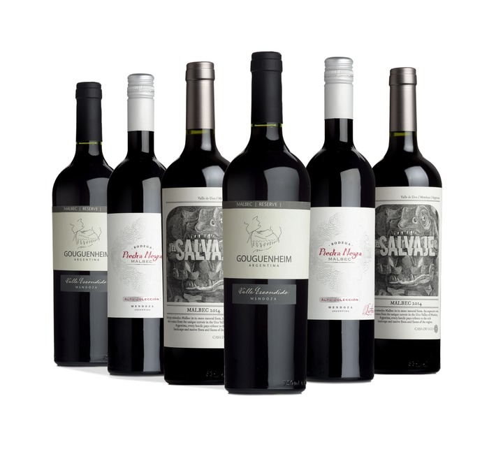 Great Grapes: Malbec Red Wine Case
