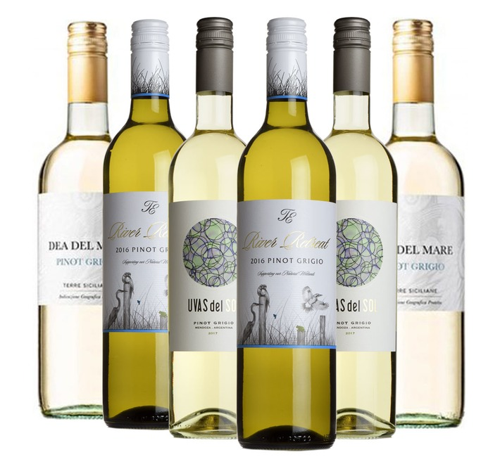 Great Grapes: Pinot Grigio