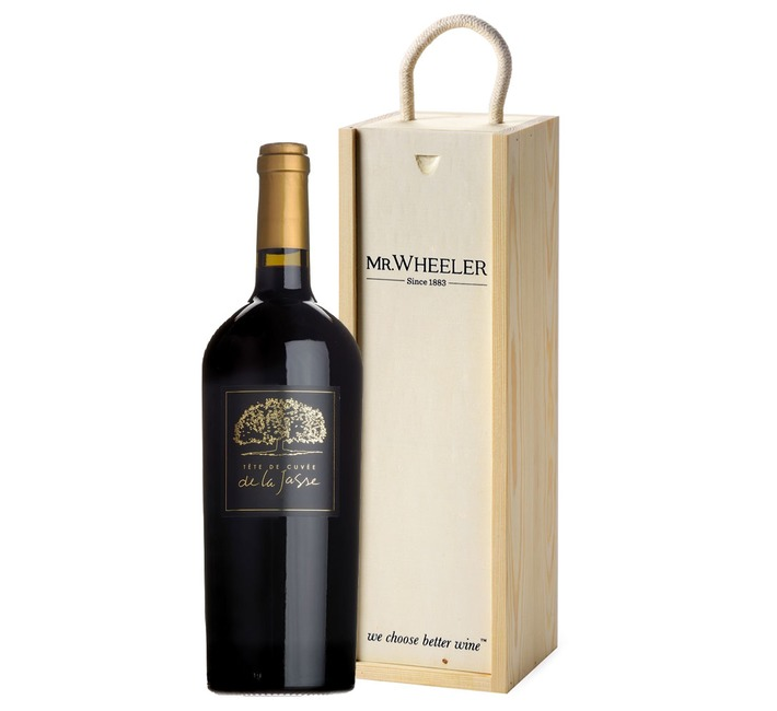 Magnum of Red Gift Box