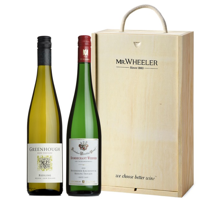 Great Grapes: Riesling Duo Wine Gift Box