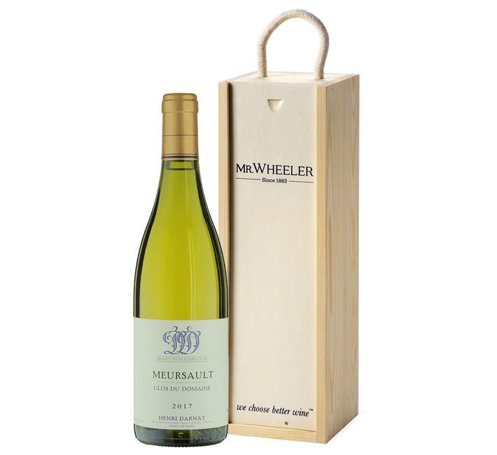 Magical Meursault Wine Gift Box