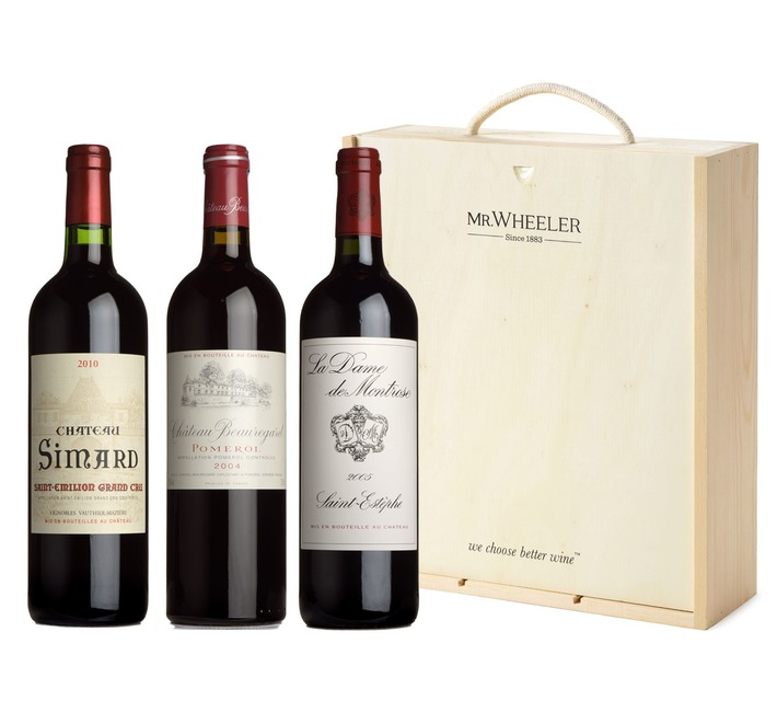 The Vintage Years Wine Gift Box