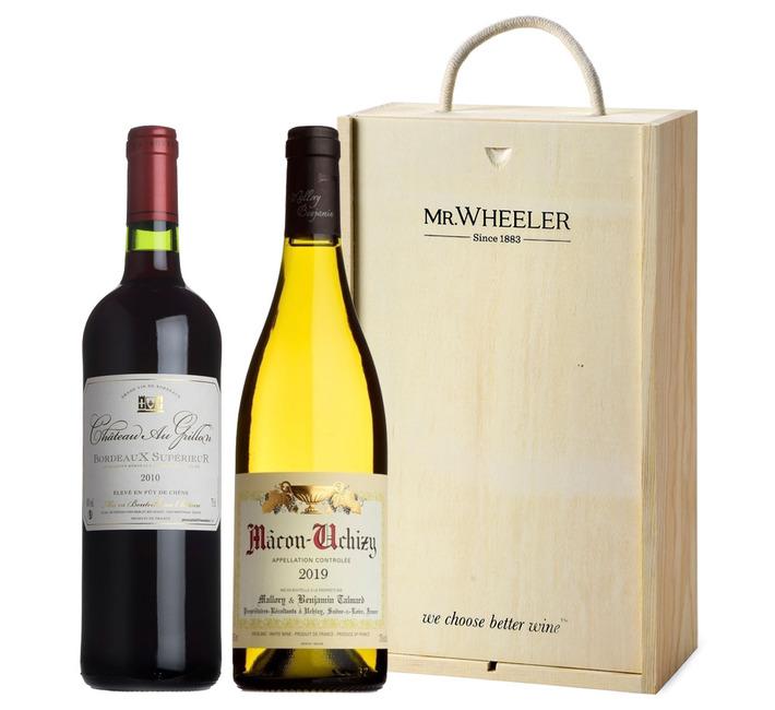 Classic Duo Wine Gift Box