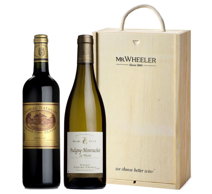 Great Vineyards Wine Duo Gift Box