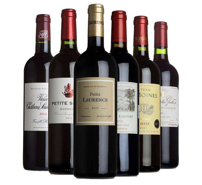 Brilliant Bordeaux Mixed Case
