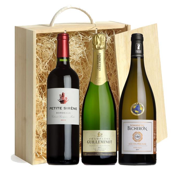 Vineyards' Classic Gift Trio