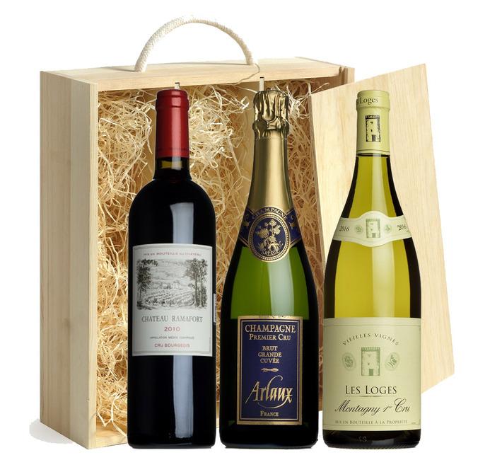 Vineyards' Signature Gift Trio