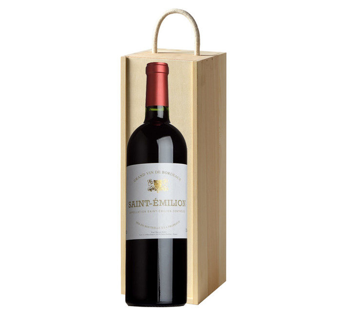 Boxed Magnum Gift - 2012 Saint-Émilion