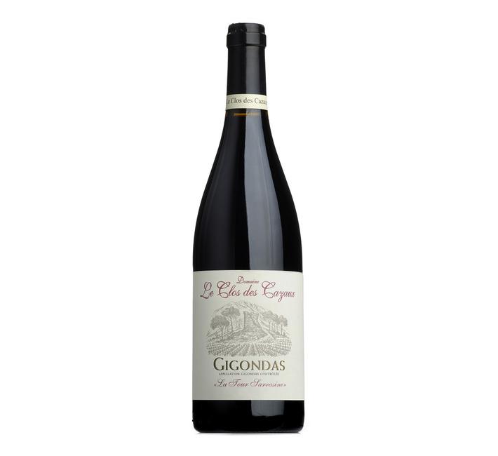 2019 Gigondas 'La Tour Sarrazine', Clos du Cazaux