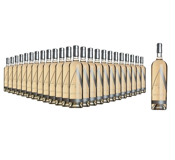 2018 Rosé de Provence, Selection Angelvin (24 bottles + FREE Magnum)