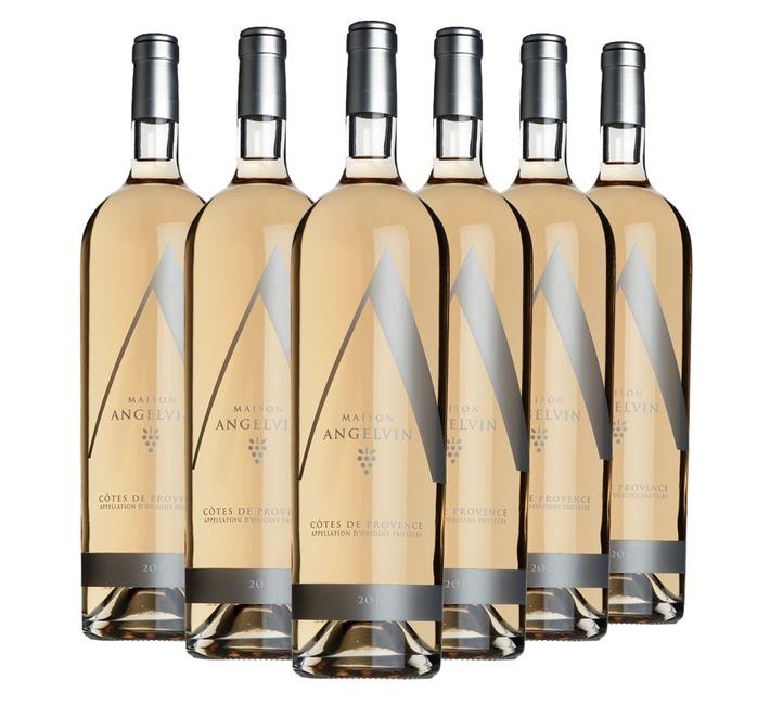 2018 Rosé de Provence, Selection Angelvin (magnum)
