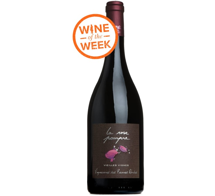 2018 Beaujolais 'Rose Pourpre' Vieilles Vignes, Vignerons Pierre Dorée