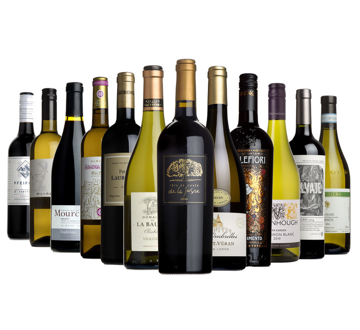 Producer-Supported: Best-Selling Mixed Case