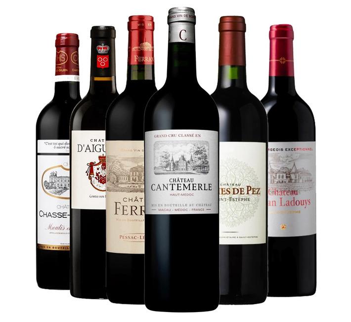 2009 Bordeaux Mixed Case