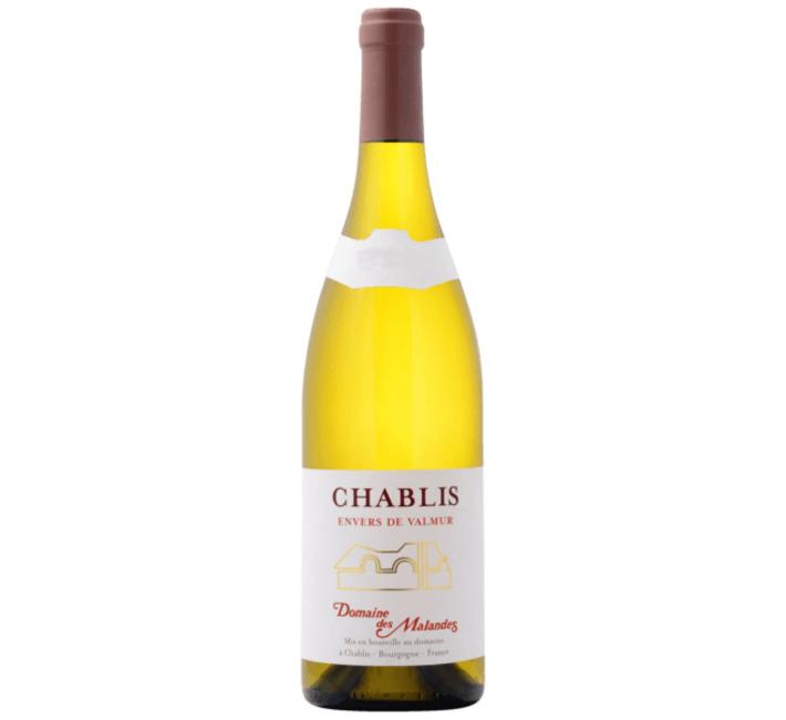 Chablis Envers de Valmur Vieilles Vignes, Domaine des Malandes 2019
