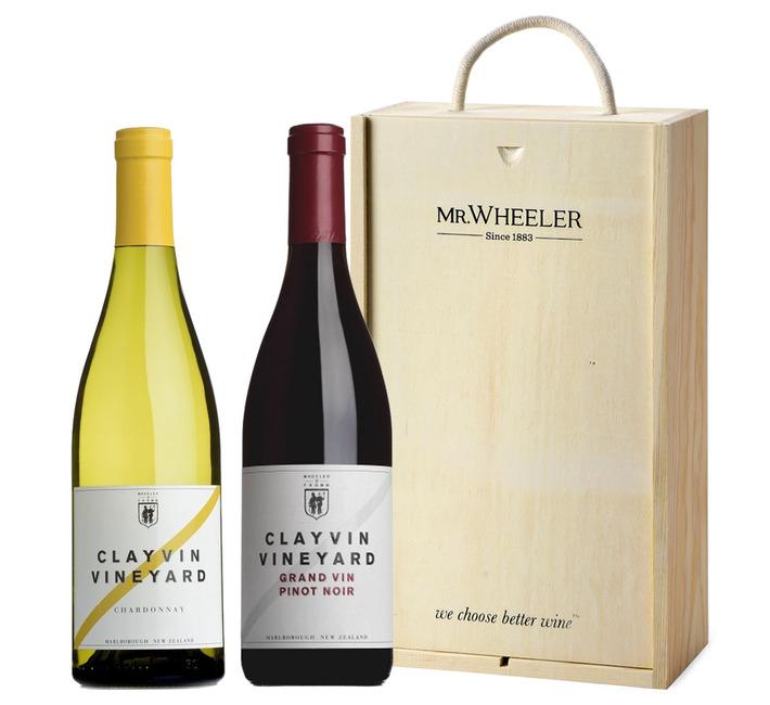 Clayvin Vineyard Gift Duo