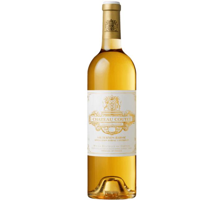 2020 Château Coutet, Premier Grand Cru Classé Sauternes (half bottles)