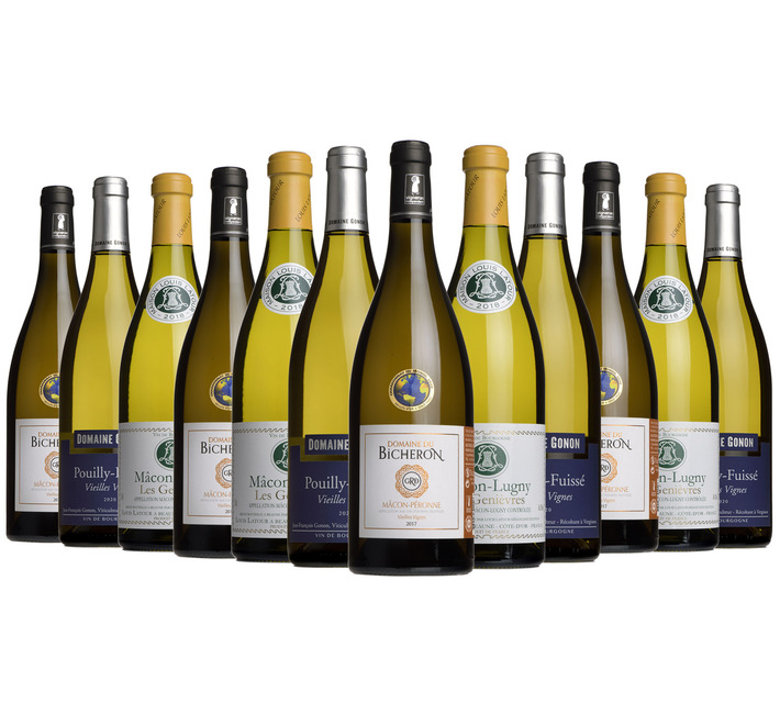 Cracking White Burgundy Mixed Case