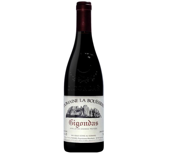 2019 Gigondas, Domaine de la Bouïssière