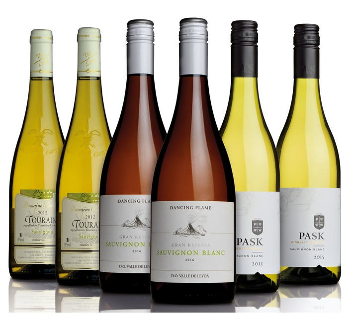 Great Grapes: Sauvignon Blanc White Wine Case