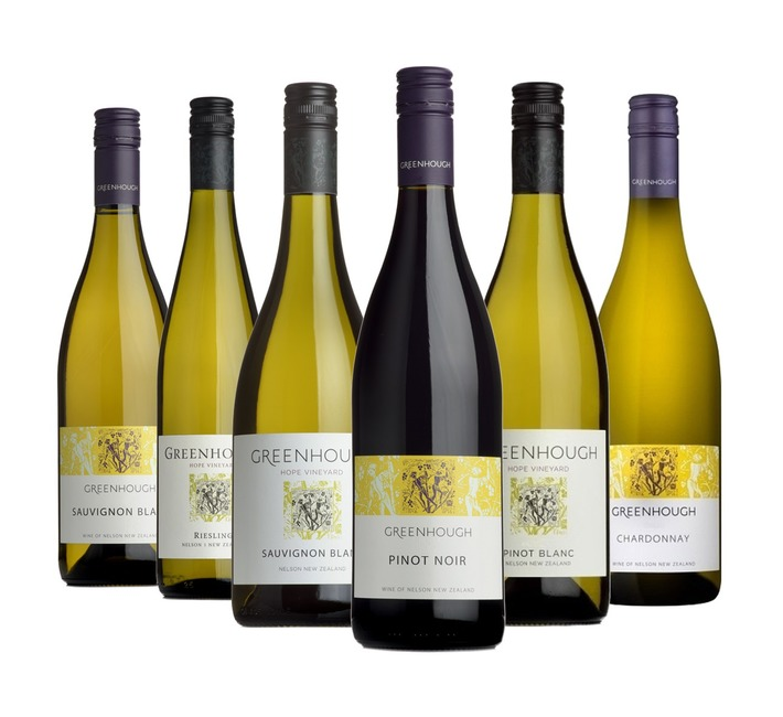 The Sensational Wines of Greenhough | SAVE £23