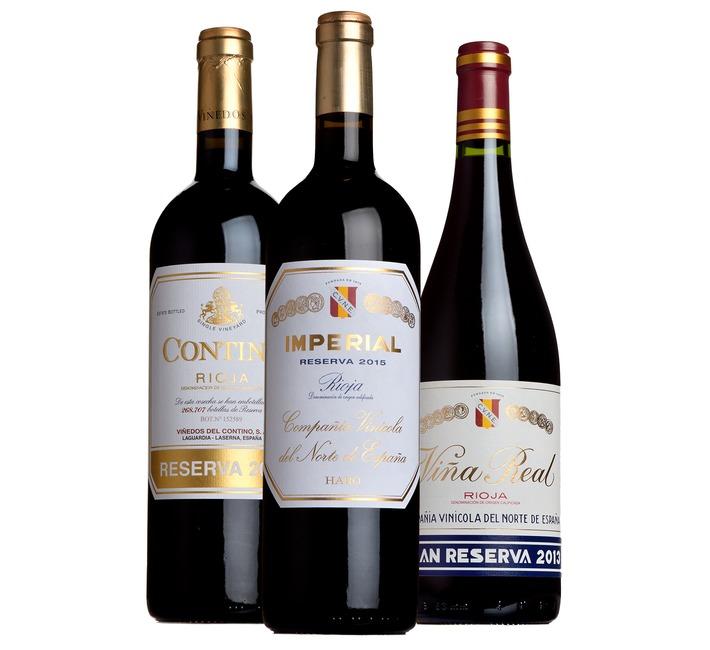 C.V.N.E Top Rioja Six Pack*